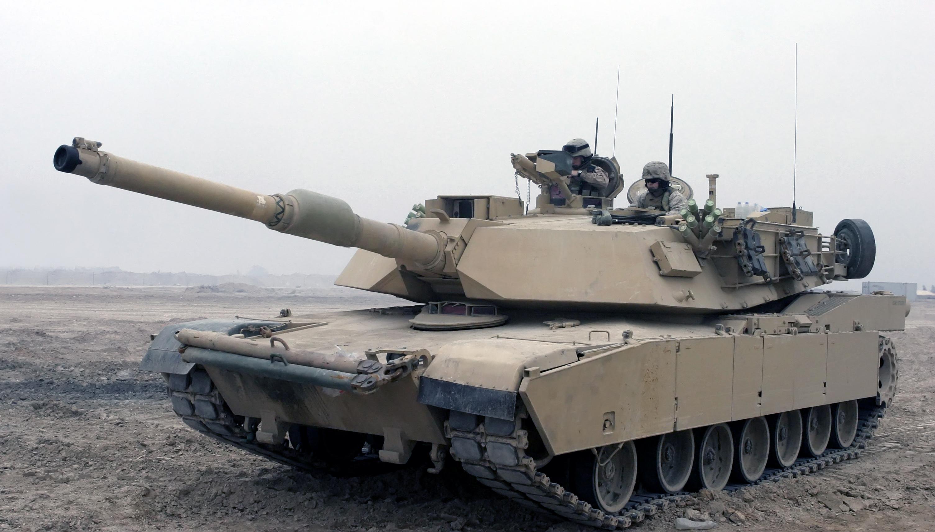 USA verlegen Panzer nach AFG