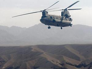 Hubschrauberabschuß – 38 Soldaten gefallen…