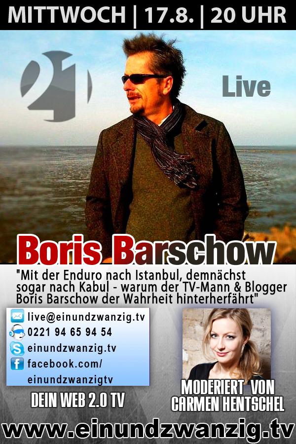 AFG live – heute auf einundzwanzig.tv
