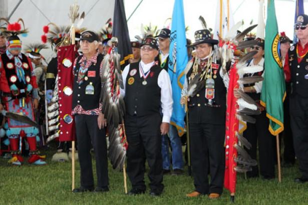 PTBS mal anders: Indianer und ihre Krieger…