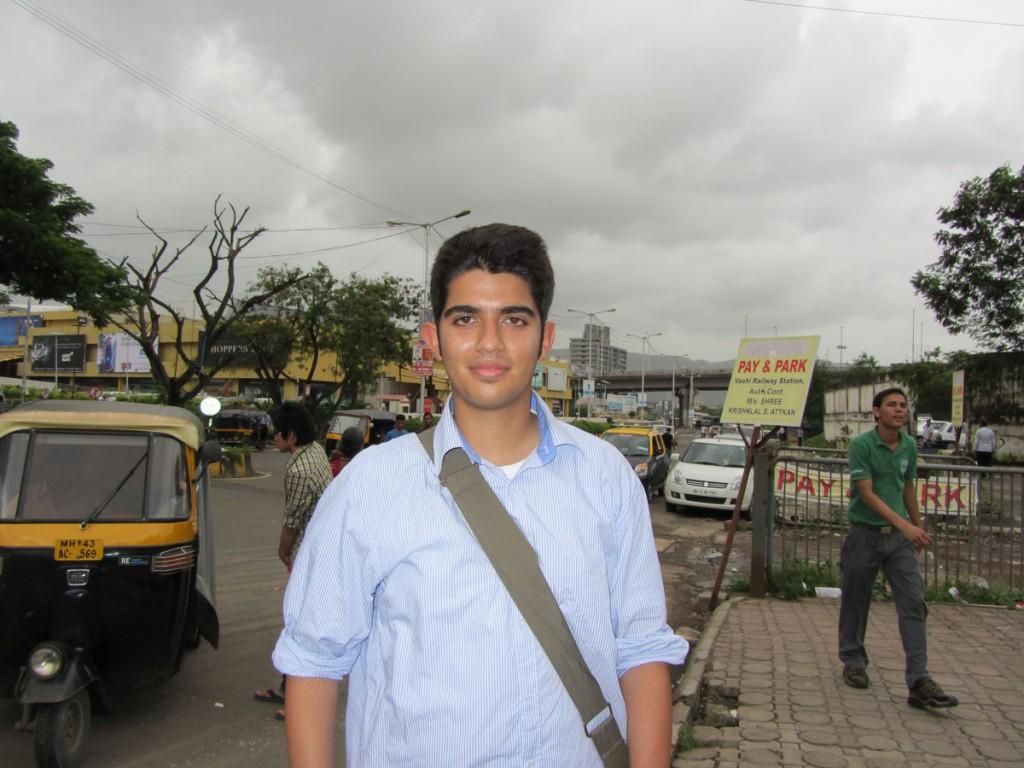 Nachwuchsjournalist und neuer Blogkorrespondent…