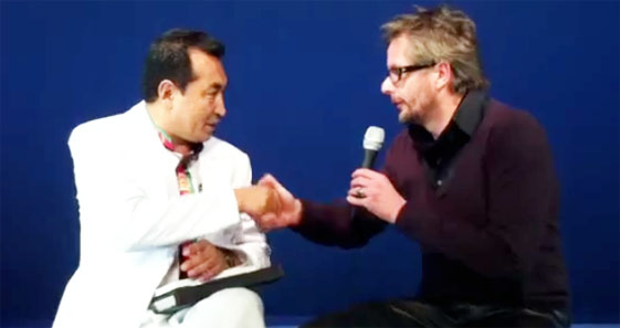 Interview: Dr. Ramazan Bashardost in Deutschland…