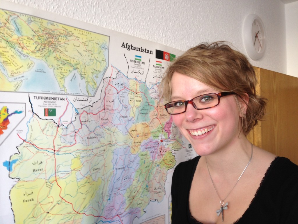 Neue Blog-Serie: Diplomatin für Afghanistan